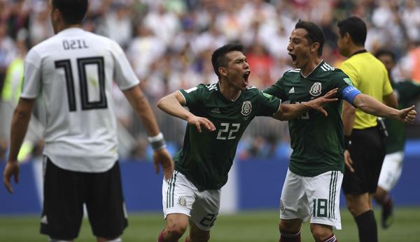 Deutschland Mexiko Highlights