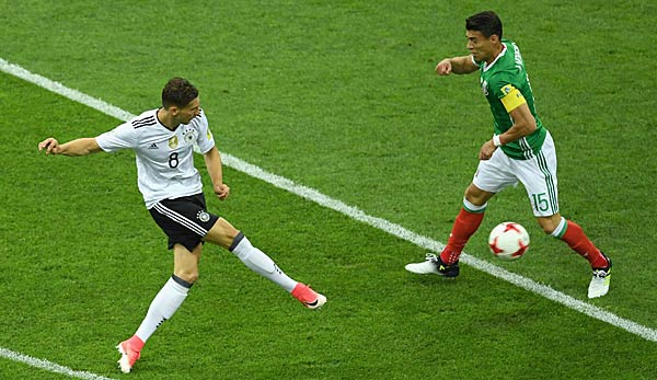 Deutschland Mexiko übertragung