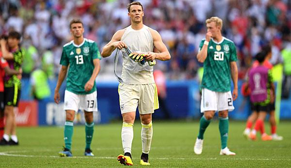 Südkorea Deutschland 20 Super Gau Dfb Elf Nach Nächstem