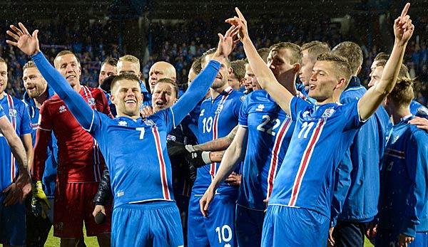 Island Spieler Wm 2020