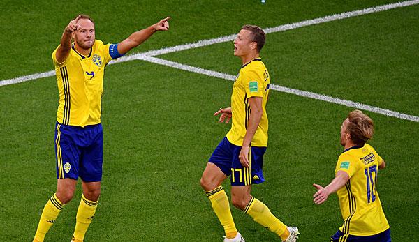 Schweden Achtelfinale