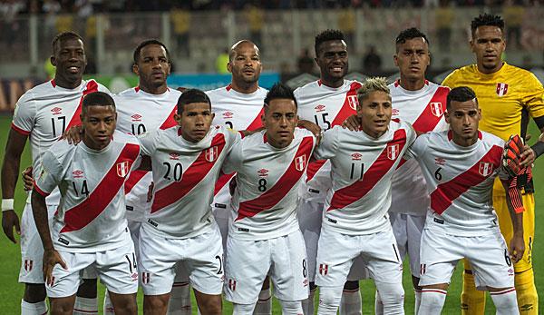 Peruanische Nationalmannschaft