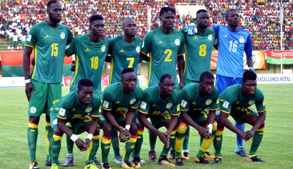 Senegals Kader Fur Wm  Mit Bundesliga Spieler Salif Sane Und Sadio Mane