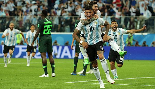 Tabelle Argentinien