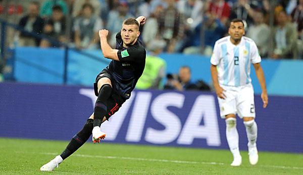 Kroatien Vs Argentinien