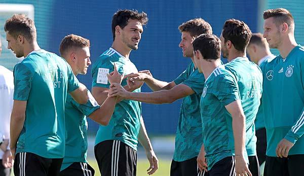 Deutschland Mexiko Ergebnisse