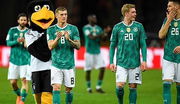 Deutschland Wm Raus