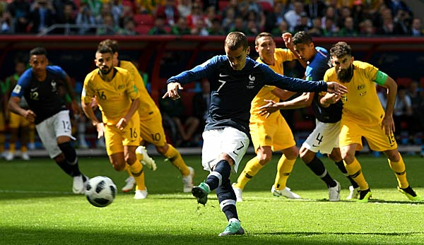 Mbappé macht alles klar - Fußball-WM