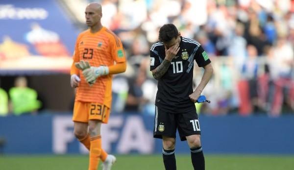 Argentinien und Island trennen sich 1:1 unentschieden