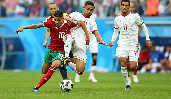fußball heute marokko