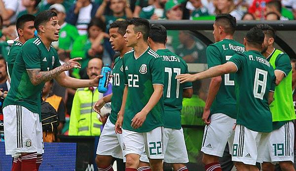 Eklat bei Mexiko? Nationalspieler feierten wohl mit rund 30 Escort-Damen