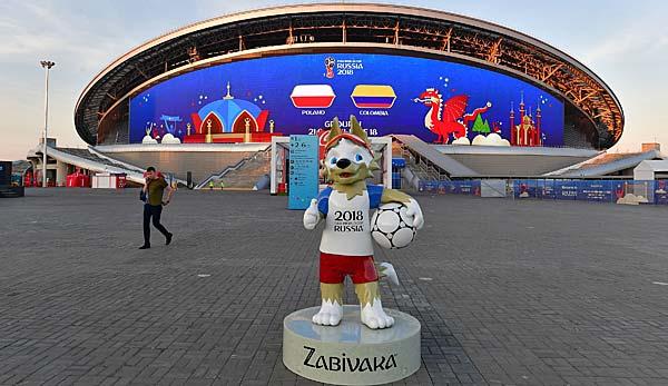 Eiskalt ausgekontert: Kolumbien besiegelt Polens WM-Aus