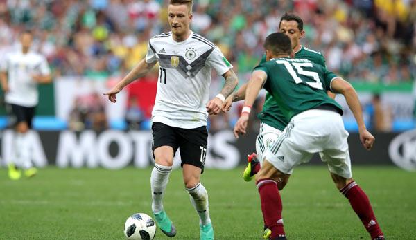 Deutschland Mexiko Livestream
