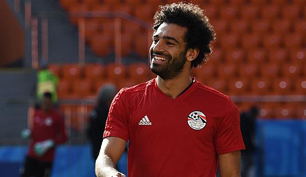 Ägypten unterliegt Uruguay ohne Salah