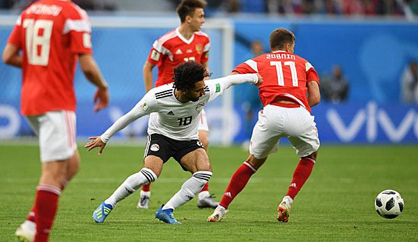 fussball russland heute
