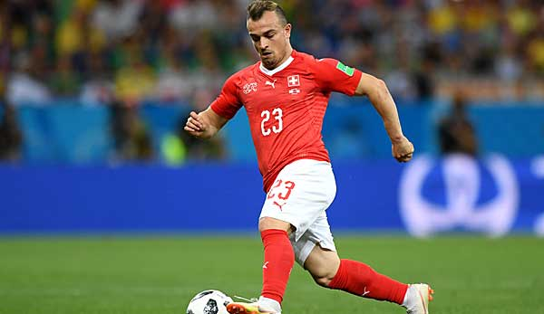 FIFA WM 2018 LIVE: Serbien gegen die Schweiz
