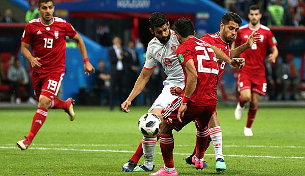 Spanien Fussball Heute