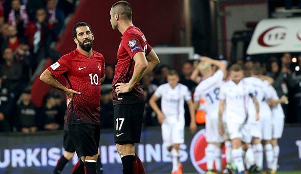 fuss ball türkei kroatien