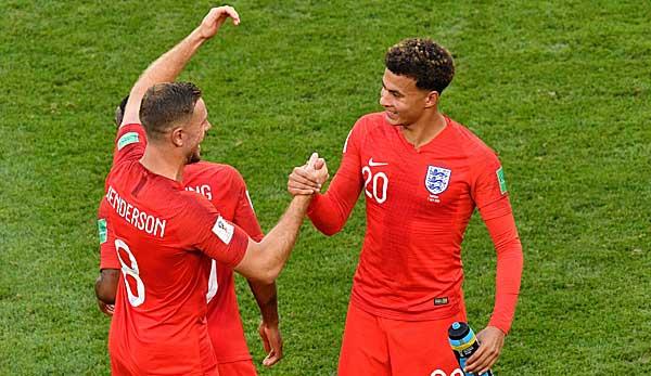 Schiedsrichter Kroatien England