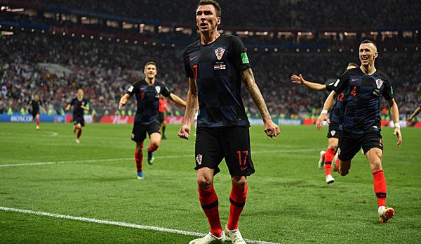England Kroatien Wm
