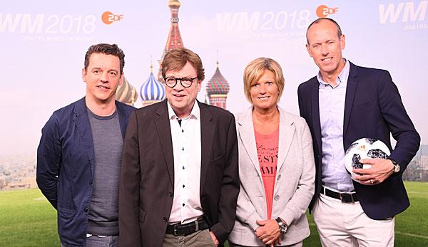 Claudia Neumann: ZDF-Reporterin wehrt sich gegen Shitstorm