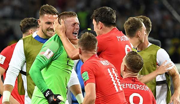 Kroatien steht erstmals in einem WM-Endspiel