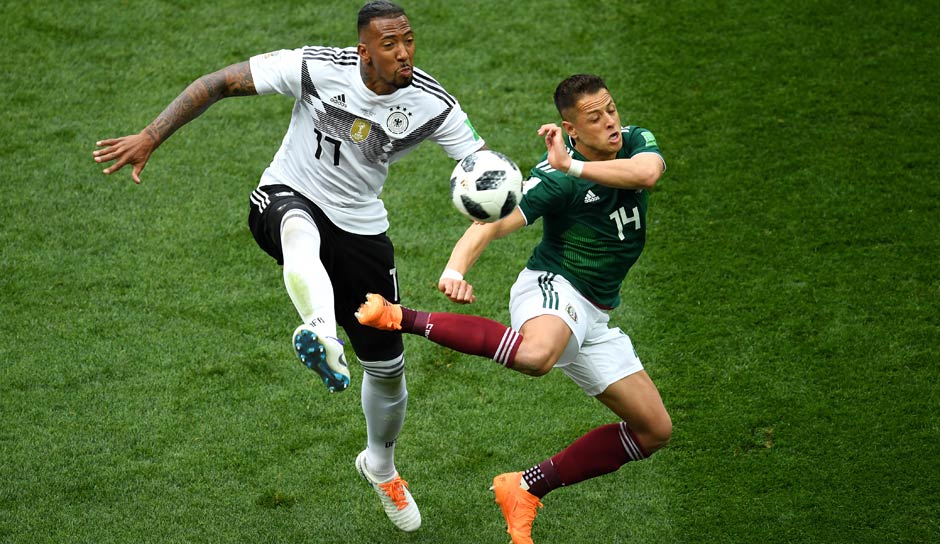 Deutschland Mexiko Noten