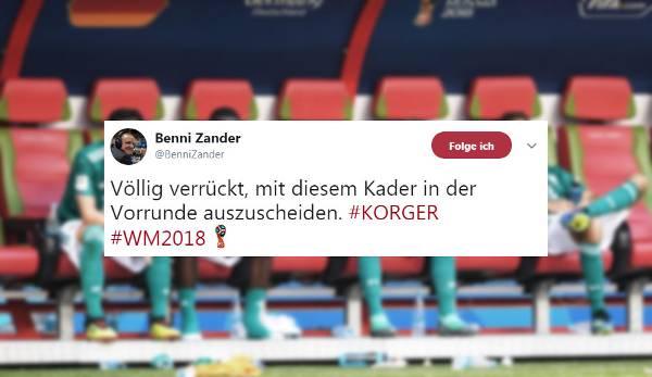 Dfb Team Manuel Neuer Im Interview Zum Wm Aus Wir Konnten Keinem