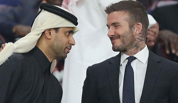 """David Beckham schwärmt von WM 2022 in Katar: """"Ein Traum"""" für Spieler und Fans"""