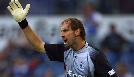 2. Bundesliga, MSV Duisburg, Tom Starke, Ivica Grlic, Interview