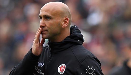 Andre Schubert Trainer