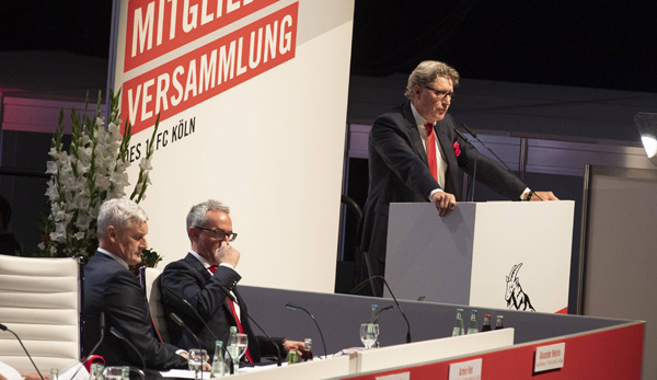 Fc Köln Mitgliederversammlung