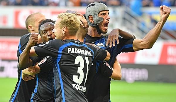 2 Liga Sc Paderborn Gegen Holstein Kiel Heute Live Im Tv