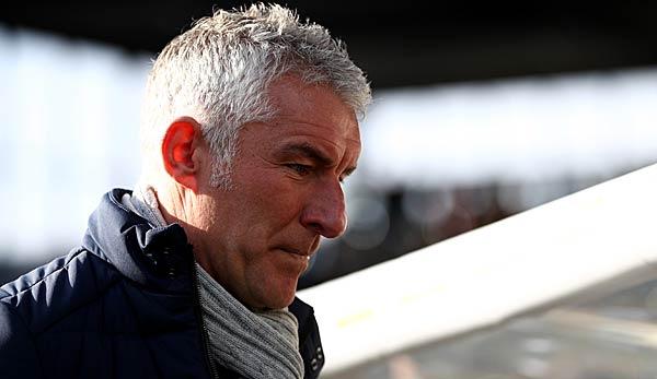 Mirko Slomka wird wohl neuer Trainer bei Hannover 96