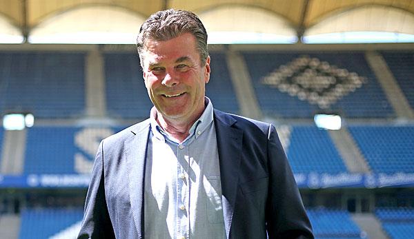 HSV - News und Gerüchte: Dieter Hecking möchte in Hamburg alles enger zusammenführen