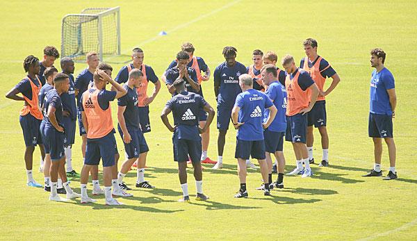 HSV vor dem Start der 2. Bundesliga: Spielplan und Transfers des Hamburger SV