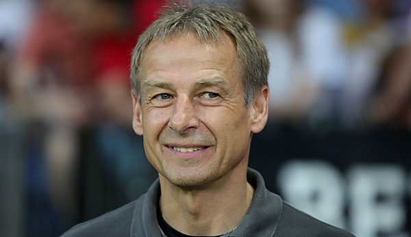 Jürgen Klinsmann war bis 2016 Nationaltrainer der USA.