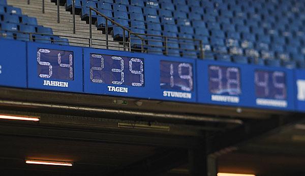 Hsv Stadion Uhr
