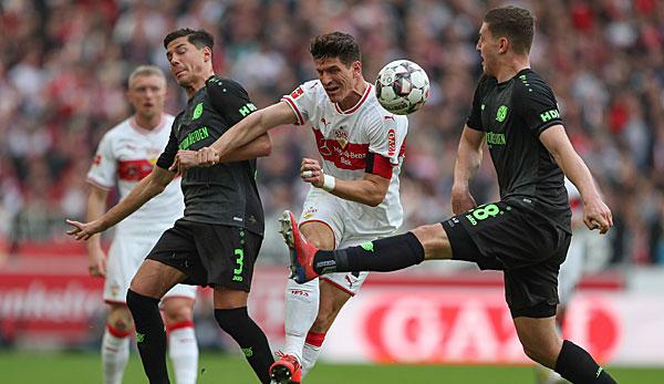 Vfb Stuttgart Zweite Liga