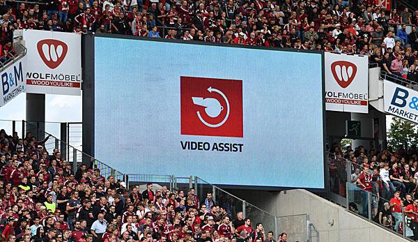 Videobeweis 2 Liga