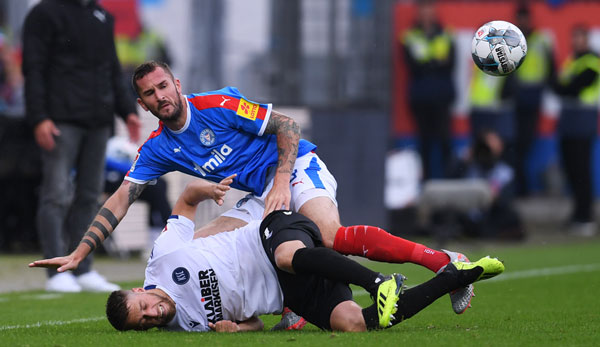 2. Liga: KSC verpasst Tabellenführung - Sieg für Dynamo Dresden