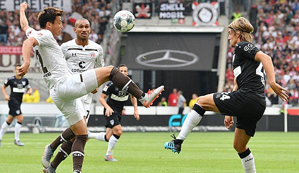 2. Liga: VfB Stuttgart siegt spät, erster Erfolg für Hannover 96