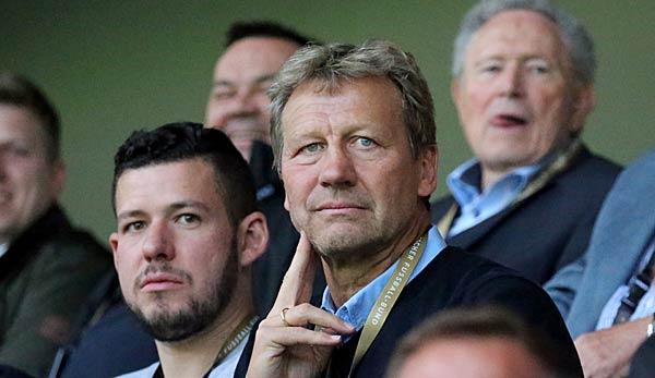 Guido Buchwald kandidiert als Präsident beim VfB Stuttgart