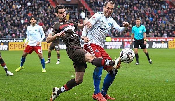 Wer zeigt / überträgt St. Pauli gegen HSV heute live im TV und Livestream