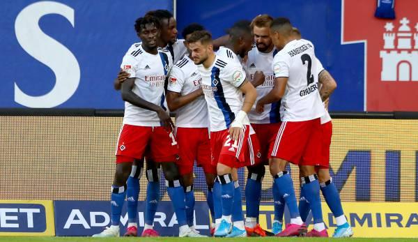HSV-Spielplan: Gegner, Termine, Übertragung