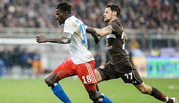 2. Liga: FC St. Pauli gegen HSV (2:0): Das Spiel zum Nachlesen im LIVE-TICKER