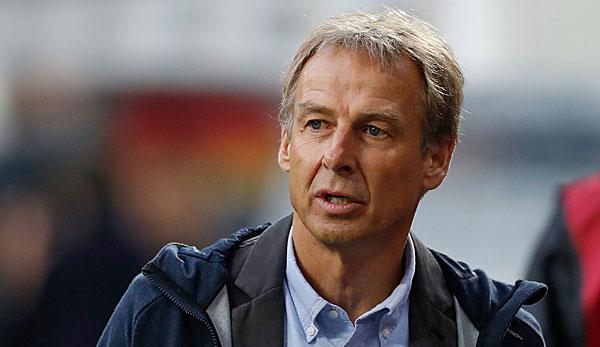 Jürgen Klinsmann erklärt VfB-Absage: Passe da momentan nicht rein