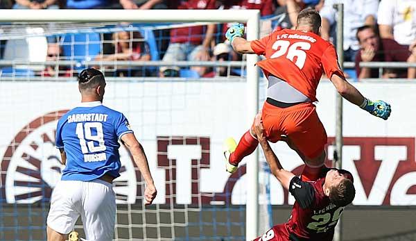 2. Liga: Club rettet Punkt in Darmstadt - Bochum weiter auf den Abstiegsrängen