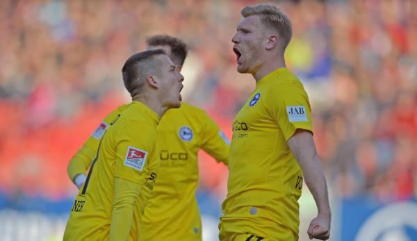 2. Liga heute live: HSV und Bielefeld im TV, Livestream und Liveticker verfolgen