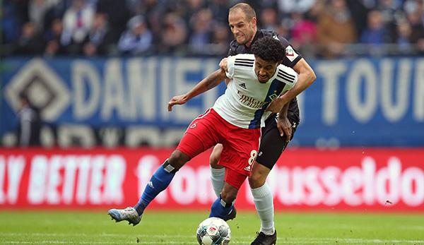 Manuel Stiefler und der Karlsruher SC müssen alles in die Waagschale werfen um wichtige Punkte im Kampf um den Klassenerhalt einzufahren.
